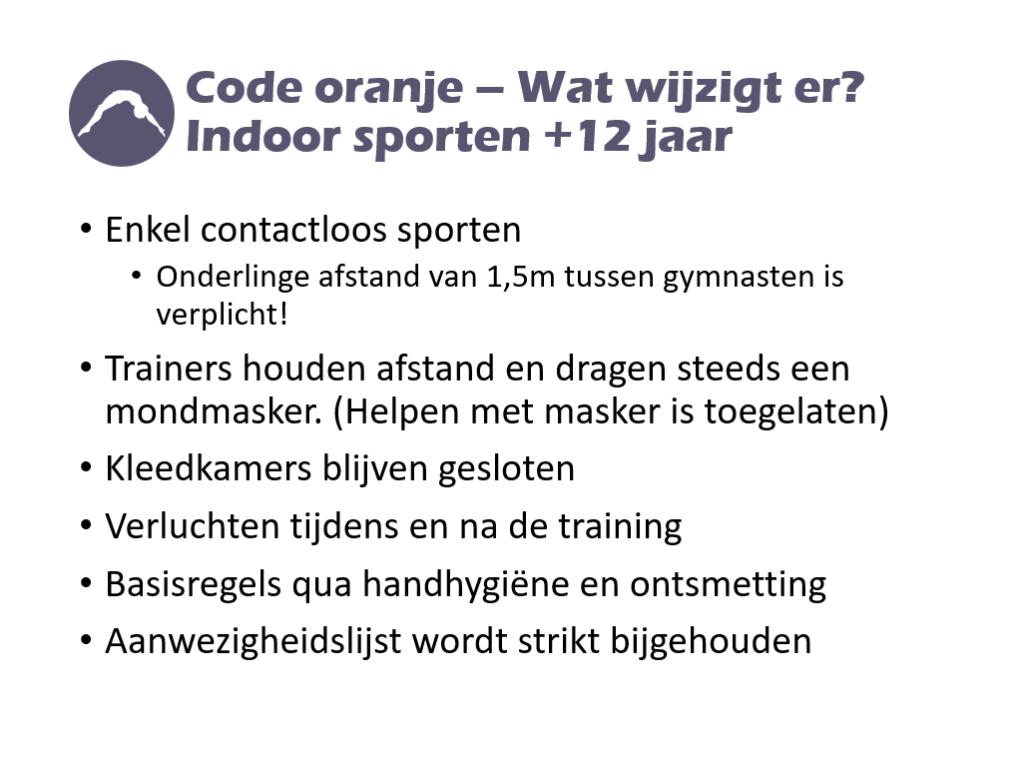 corna update - code oranje - pagina 1